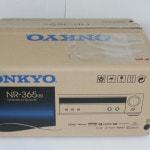ONKYO ネットワーク AVレシーバーで買取のお客様