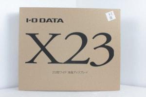 IO DATA 液晶モニター X23