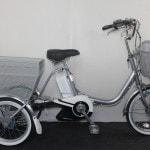 ブリヂストン 電動アシスト自転車で買取のお客様