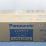 Panasonic IHクッキングヒーター KZ-T773Sで買取のお客様