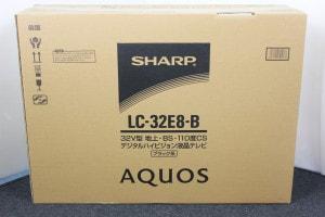 SHARP 液晶テレビ AQUOS LC-32E8-B