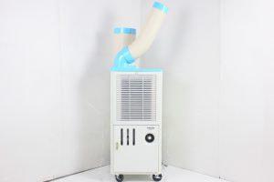 ヤマゼン 排熱ダクト付スポットエアコン  YS-422D