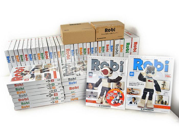 週刊Robi(ロビ)をお買取りしました☆