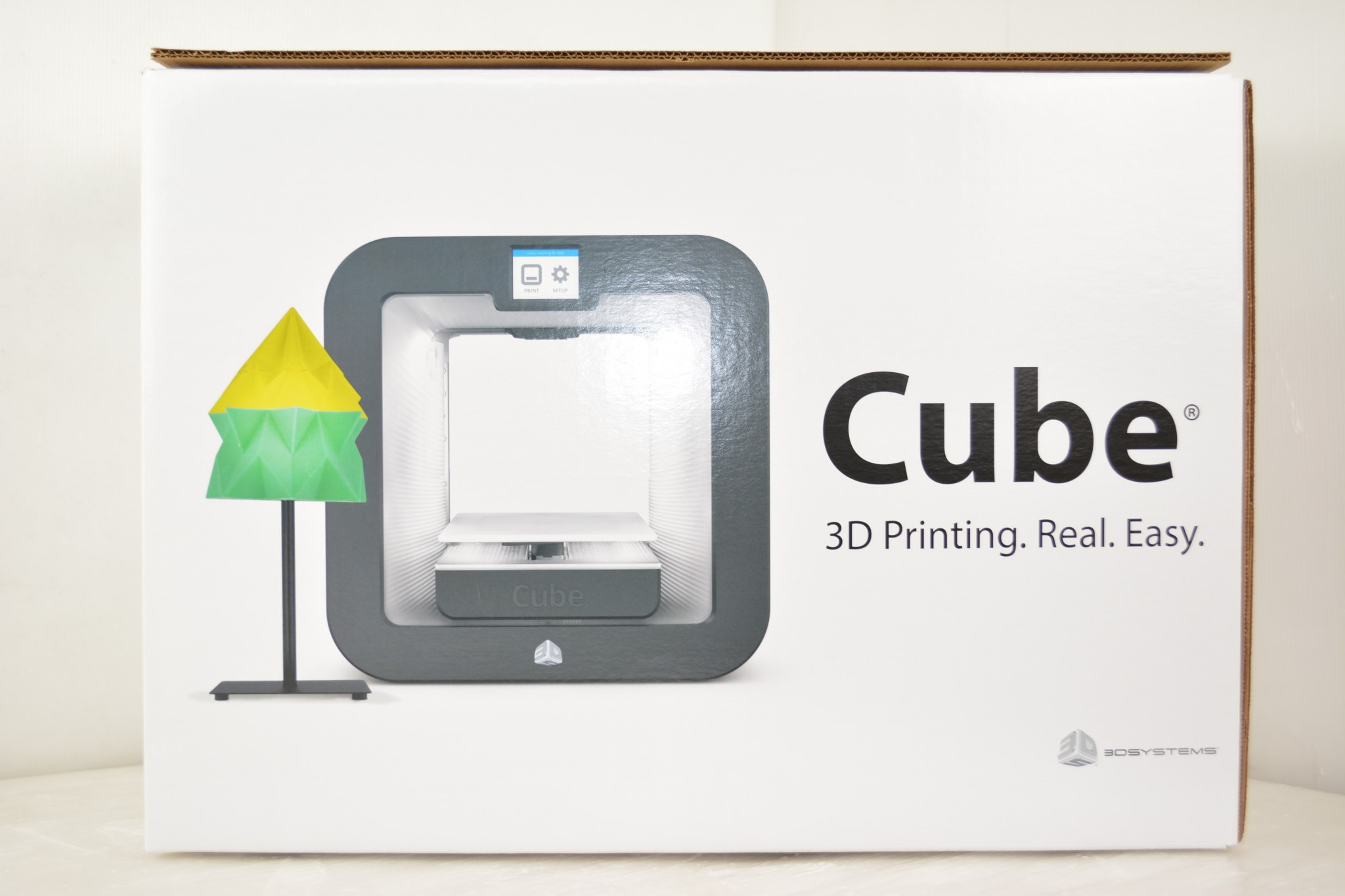 SYSTEMS 3Dプリンター 391100 Cube®