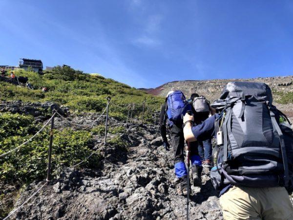 登山道具・グッズをレンタルするメリット