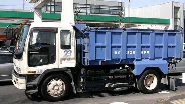 世田谷区の粗大ごみの捨て方は3通り!