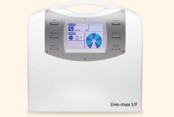 live-max 1/f