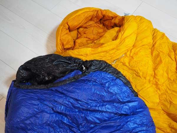 寝袋(シェラフ)って買取できる?中古市場でどのくらい人気?