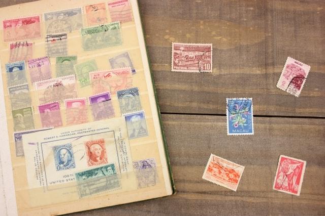 高く買取してもらえる切手の種類